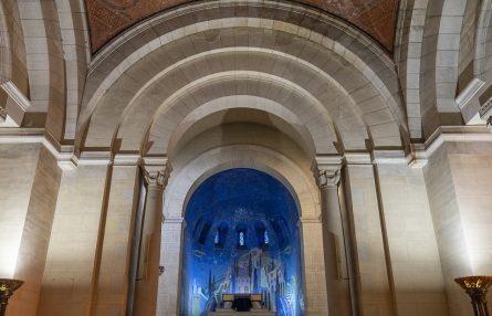Salle de Coupole - Crématorium du Père-Lachaise