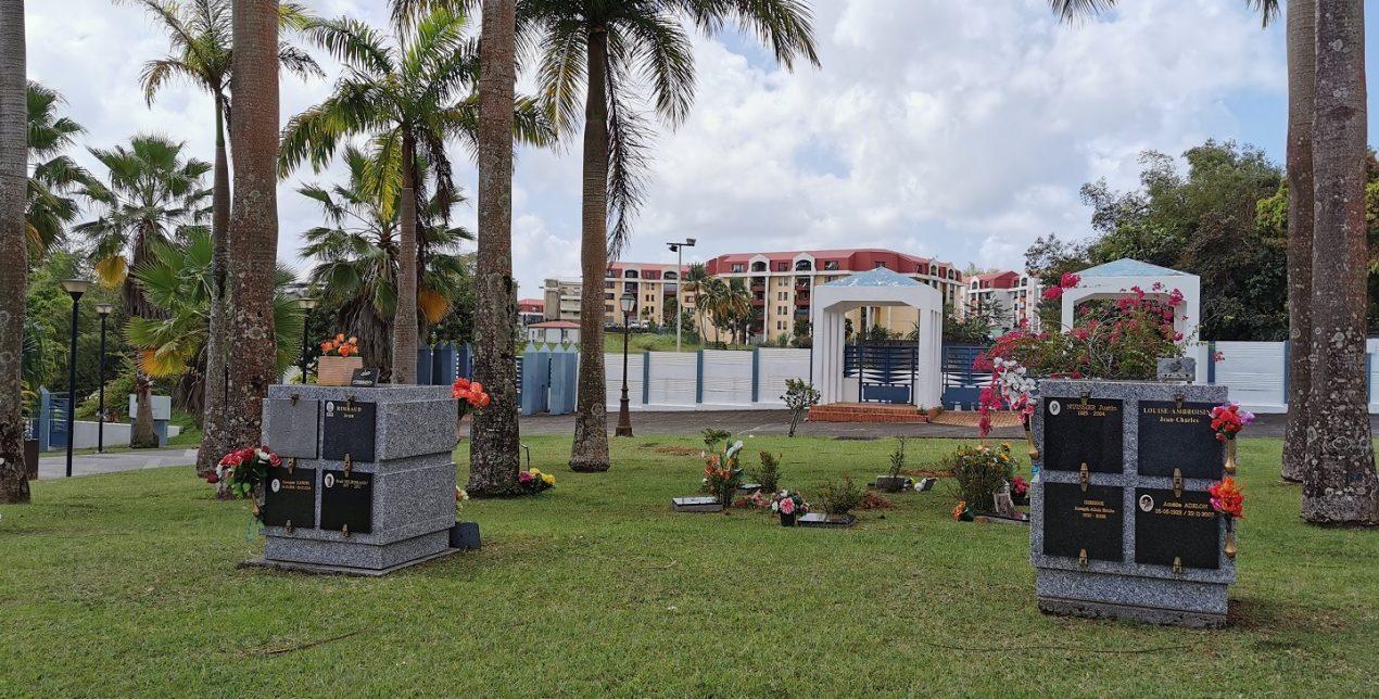 Columbarium - Crématorium de la Martinique - La Société des Crématoriums de France