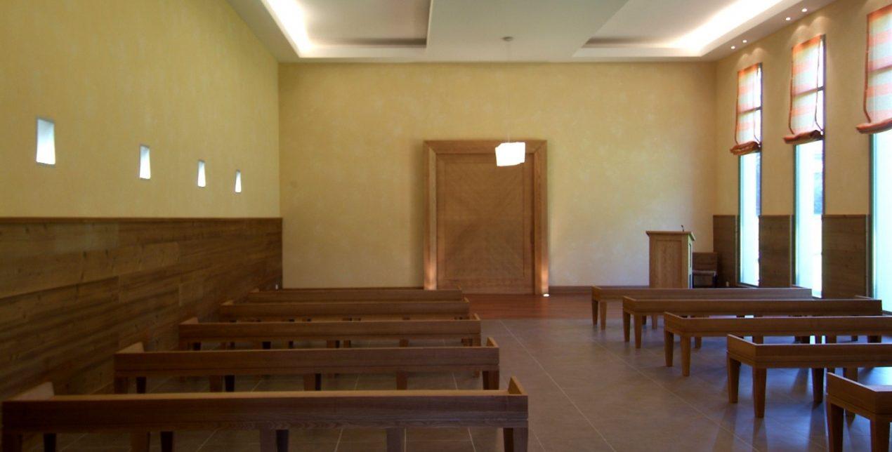 Crematorium de Metz Metropole - Salle de ceremonie - La Societe des Crematoriums de France