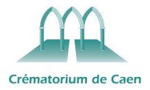 Logo Crématorium de Caen