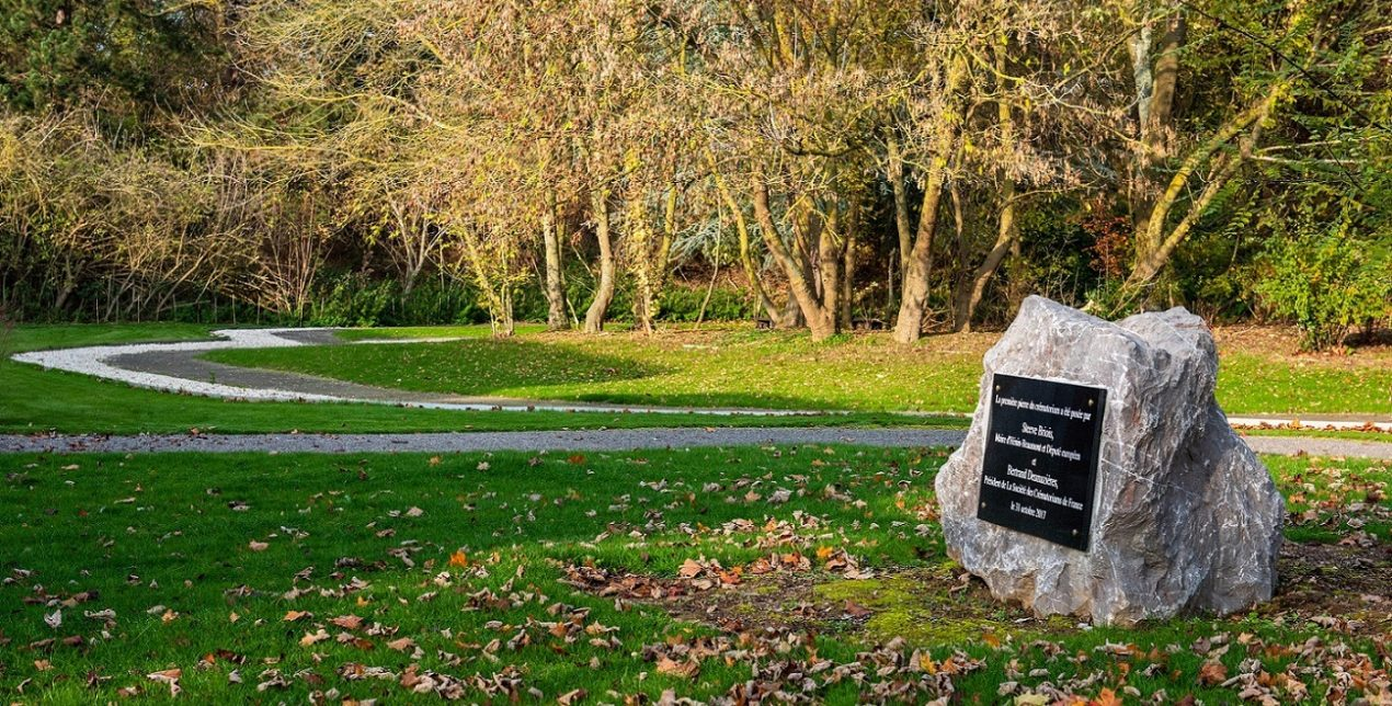 Parc Mémorial - Crématorium Hénin-Beaumont - La Société des Crématoriums de France