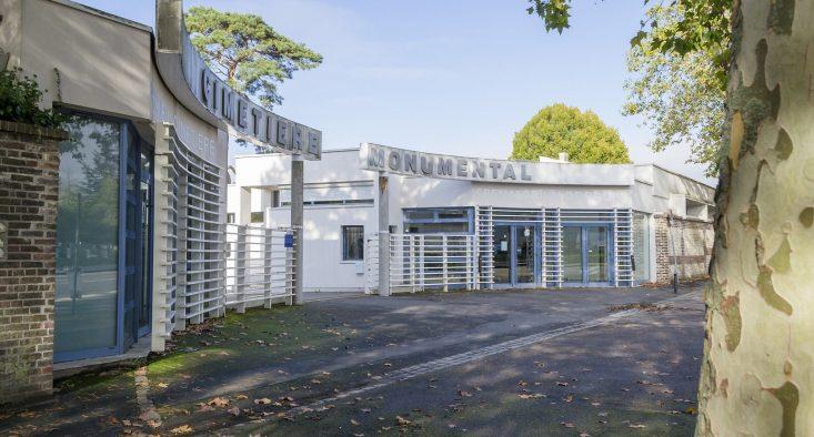 Photo Crématorium Métropole Rouen Normandie Rive Droite - Crématorium de Rouen Rive Droite - La Société des Crématoriums de France