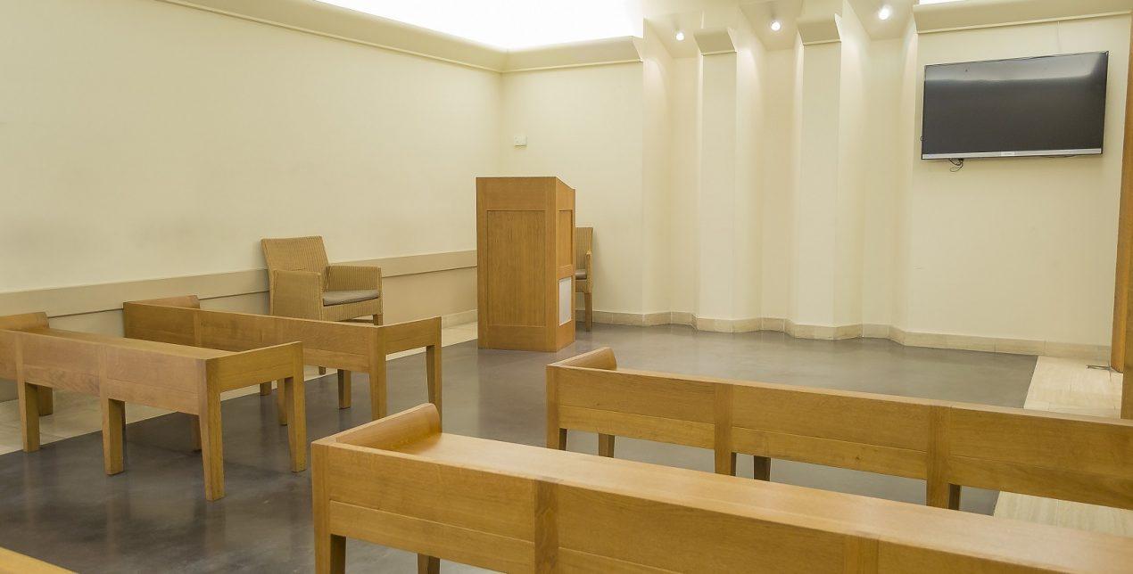 Salle de cérémonie 2 - La Société des Crématoriums de France
