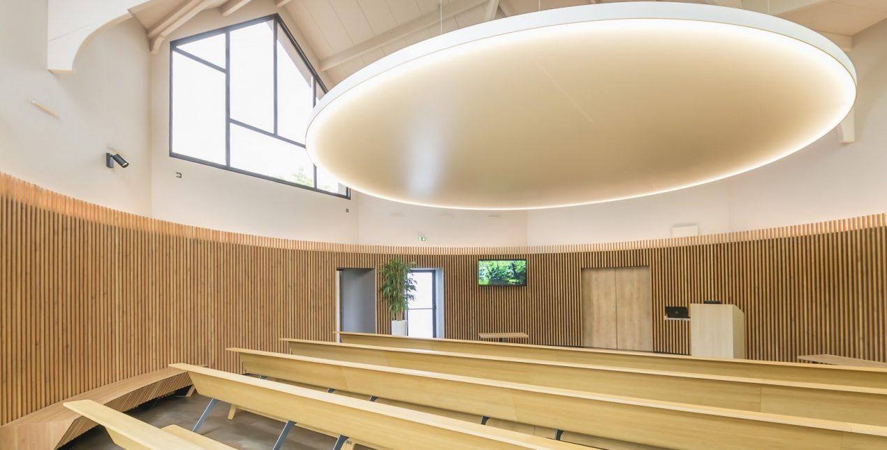 Salle de cérémonie - La Société des Crématoriums de France