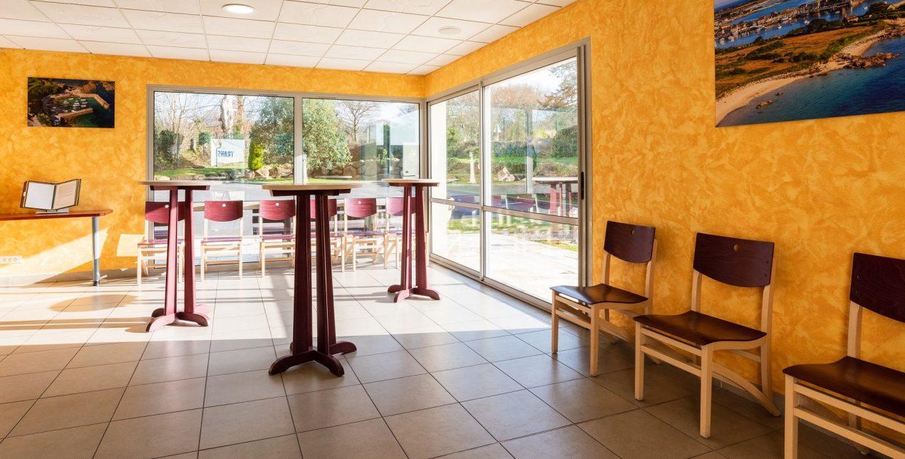 Salon de convivialité - La Société des Crématoriums de France