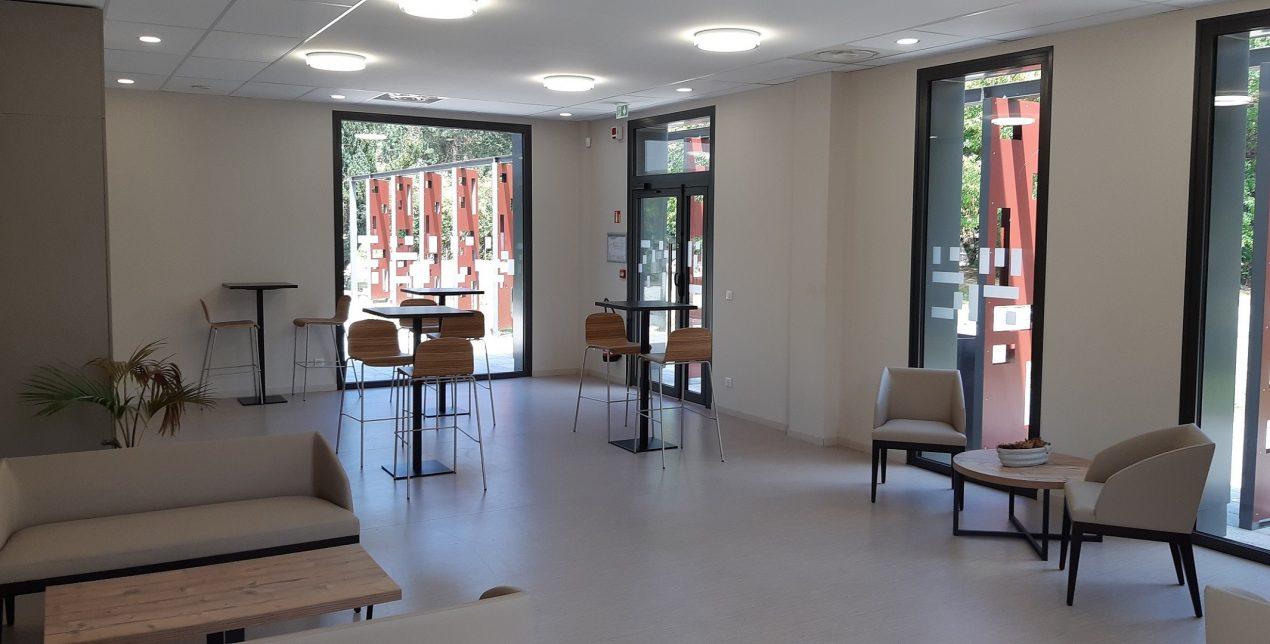 Salon des retrouvailles -Crématorium Hénin-Beaumont - La Société des Crématoriums de France