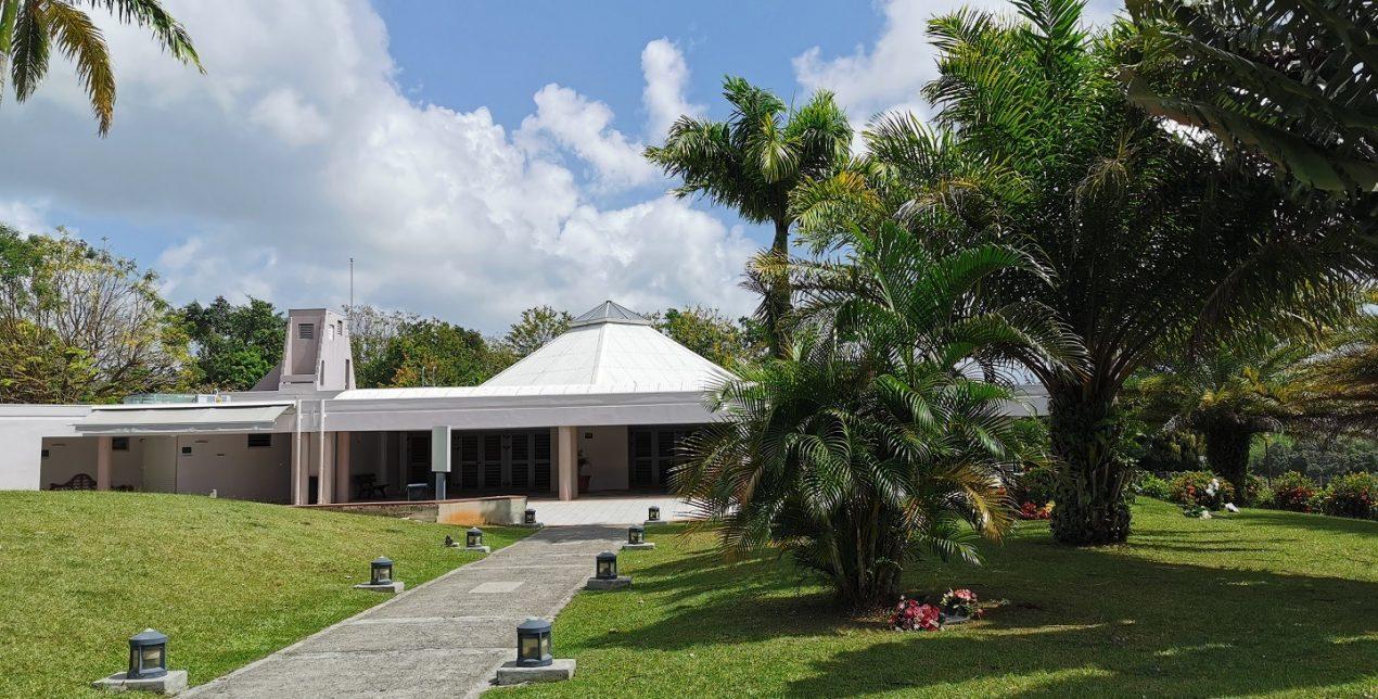 Salon funéraire - Crématorium de la Martinique - La Société des Crématoriums de France
